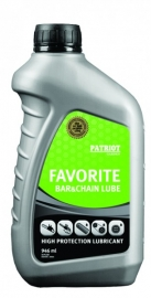 Масло для цепи и шины Patriot garden Favorite Bar&Chain Lube (946ml)
